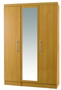 Beech 3 Doors Robe